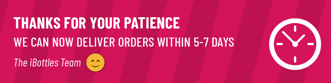 We can now deliver orders within 5-7 days