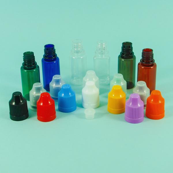 TPD Compliant E Liquid Bottles