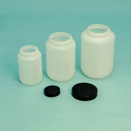Wide Neck Natural HDPE Jar