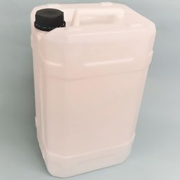25 Litre Natural UN Approved Stackable Robust Tall Jerrycan
