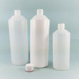 Swipe HDPE Plastic Bottle - Tamper Evident
