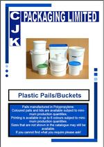 Pails and Buckets Range